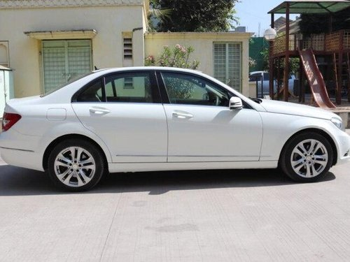 Used 2014 Mercedes Benz C-Class 220 CDI AT for sale in Ahmedabad