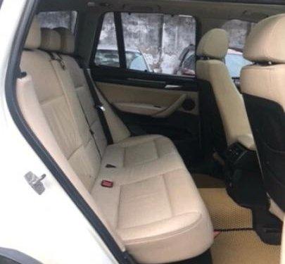 2011 BMW X3 xDrive20d AT for sale in Kolkata