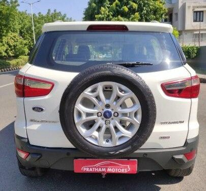 Ford EcoSport 1.5 Diesel Titanium Plus 2016 MT for sale in Ahmedabad