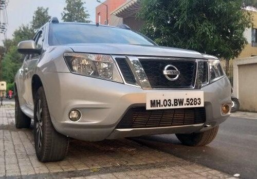 Used 2015 Nissan Terrano XL 85 PS MT for sale in Nashik
