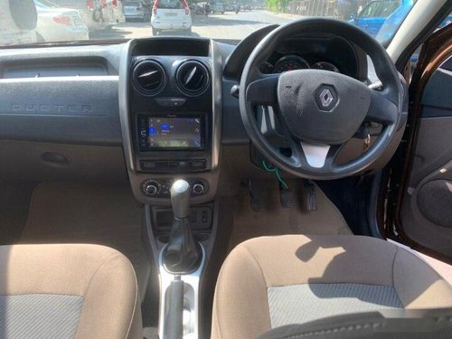 Used Renault Duster Petrol RxL 2017 MT for sale in New Delhi