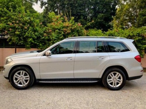 2014 Mercedes Benz GL-Class 350 CDI Blue Efficiency AT for sale in New Delhi