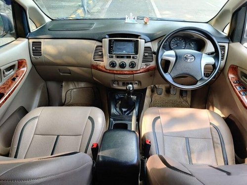 2015 Toyota Innova 2.5 GX (Diesel) 8 Seater MT for sale in Mumbai