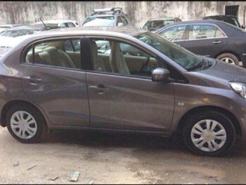 Honda Amaze S i-Vtech 2014 MT for sale in Kolkata