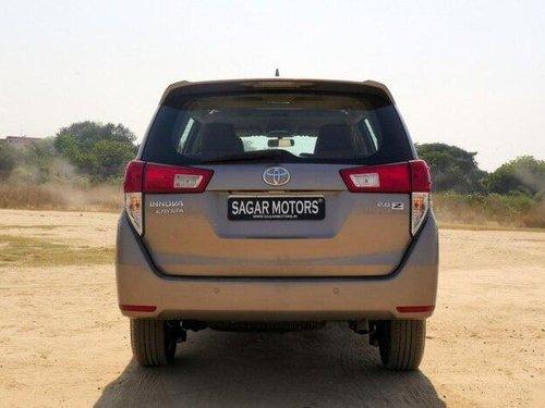 Used 2018 Toyota Innova Crysta 2.8 ZX AT in New Delhi