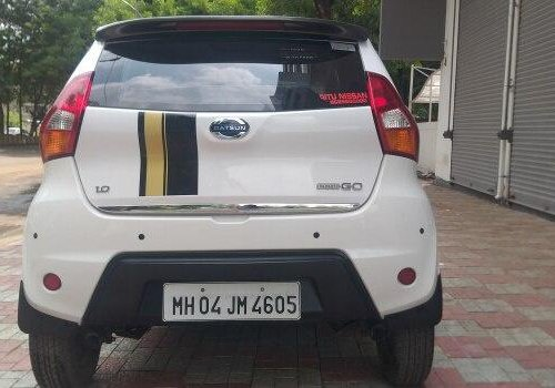 Used Datsun GO T Option 2018 MT for sale in Nashik-3