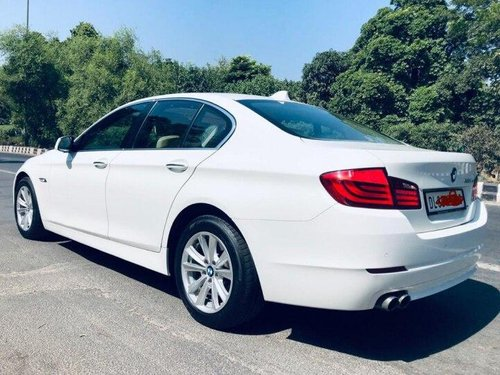 2011 BMW 5 Series 2013-2017 AT for sale in New Delhi