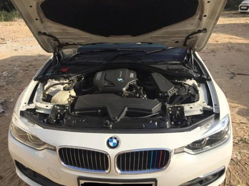 2017 BMW 3 Series 320d Luxury Line AT in New Delhi