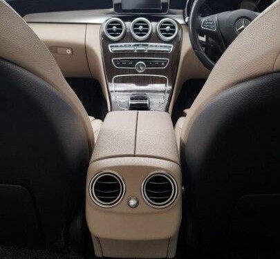 2016 Mercedes Benz C-Class C 220 CDI Avantgarde AT in Pune