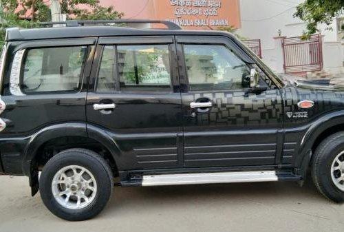 Mahindra Scorpio SLX 2.6 Turbo 7 Str 2008 MT for sale in Hyderabad