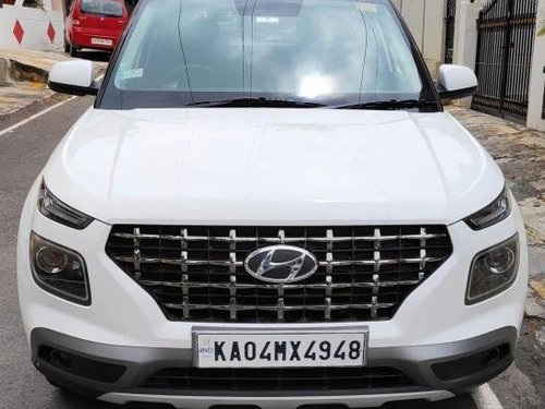 2020 Hyundai Venue AT for sale in Bangalore