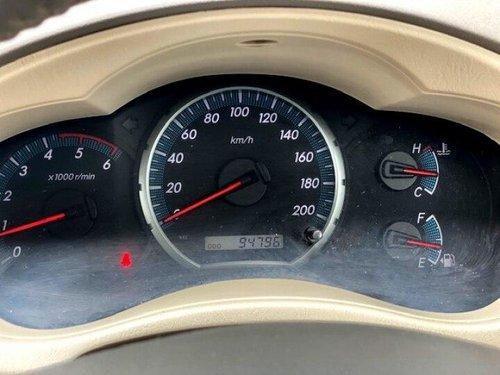 2013 Toyota Innova 2.5 VX (Diesel) 8 Seater BS IV MT in Mumbai