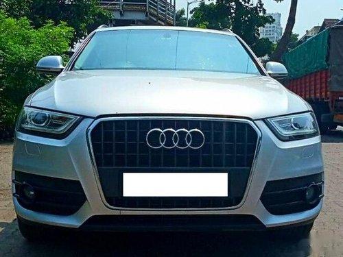 2013 Audi Q3 2012-2015 AT for sale in Mumbai