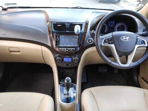 Hyundai Verna 2012 AT for sale in Bangalore