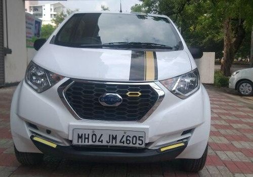 Used Datsun GO T Option 2018 MT for sale in Nashik
