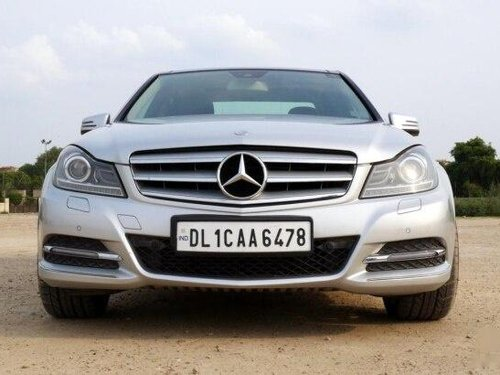 Mercedes-Benz C-Class C 250 CDI Avantgarde 2012 AT for sale in New Delhi