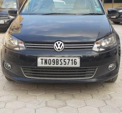 2013 Volkswagen Vento Diesel Highline MT for sale in Chennai