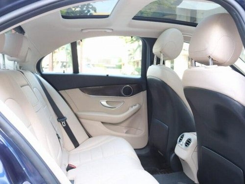 2017 Mercedes Benz C-Class Progressive C 220d AT for sale in Ahmedabad