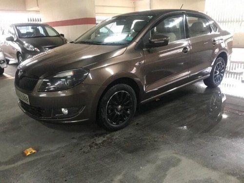 Used 2015 Skoda Rapid 1.5 TDI Elegance AT for sale in Mumbai-1