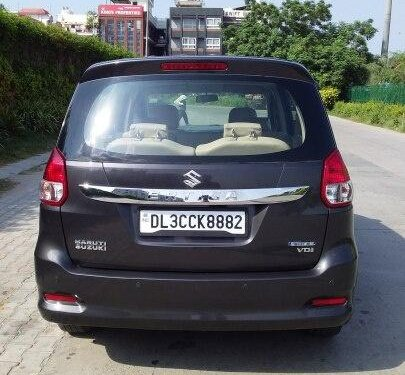 Maruti Ertiga SHVS VDI 2016 MT for sale in New Delhi
