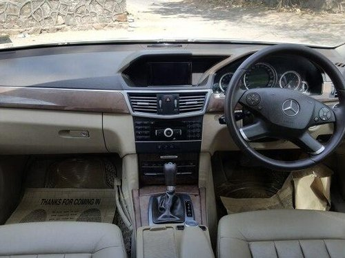 2011 Mercedes-Benz E-Class E250 CDI Avantgarde AT in New Delhi