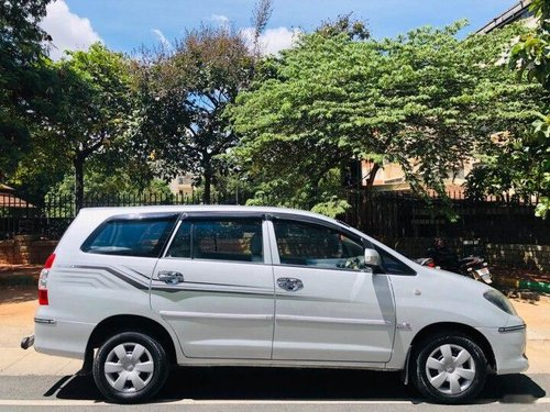 Toyota Innova 2.5 G4 Diesel 8-seater 2010 MT for sale in Bangalore