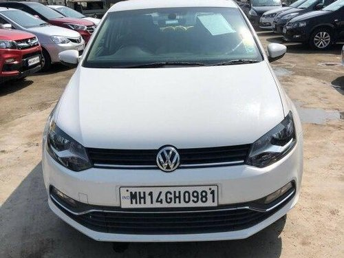 2017 Volkswagen Polo 1.2 MPI Highline Plus MT in Pune