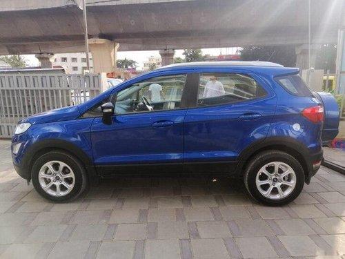 2018 Ford Ecosport 1.5 Petrol Titanium Plus BSIV MT in Bangalore