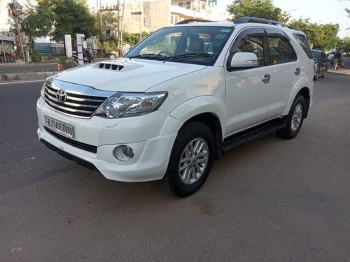 Used 2012 Toyota Fortuner 4x2 AT for sale in Jaipur