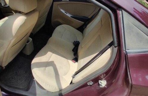 Hyundai Verna SX 2011 Diesel MT for sale in Pune