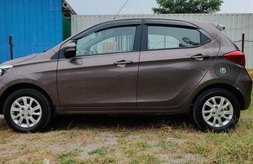 Tata Tiago XZ 2017 MT for sale in Hyderabad