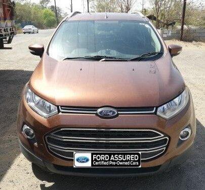 Used 2017 Ford EcoSport 1.5 Diesel Titanium MT in Aurangabad