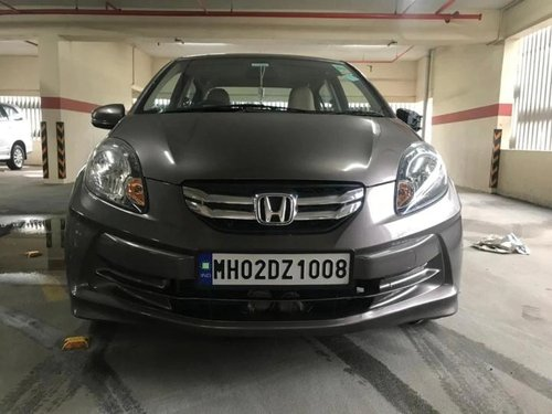 Honda Amaze S i-VTEC 2015 MT for sale in Mumbai