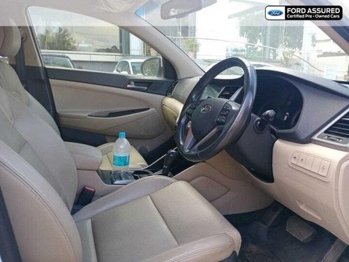 Used 2016 Hyundai Tucson AT for sale in Kolhapur