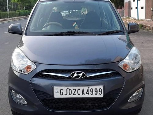 2015 Hyundai i10 Sportz 1.2 MT for sale in Ahmedabad