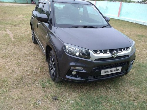 2017 Maruti Suzuki Vitara Brezza VDi MT for sale in Hyderabad