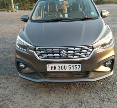 Maruti Suzuki Ertiga VXI 2019 MT for sale in Faridabad