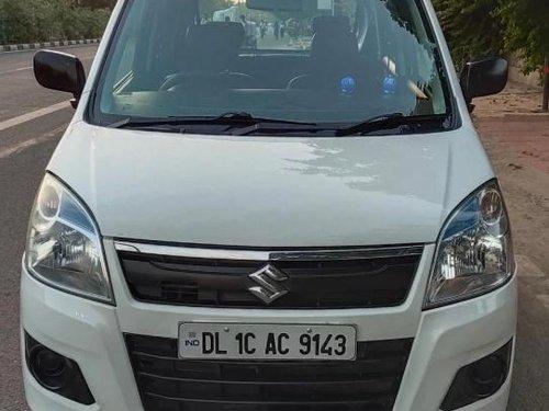 Used Maruti Suzuki Wagon R LXI 2017 MT for sale in New Delhi