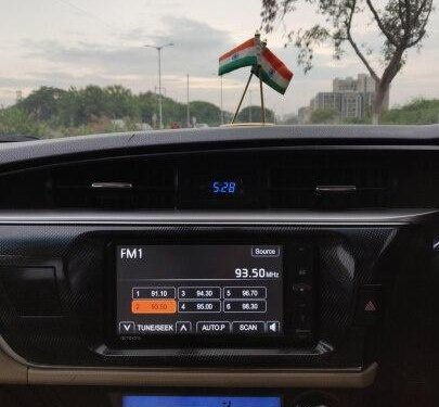 2015 Toyota Corolla Altis GL MT for sale in Ahmedabad