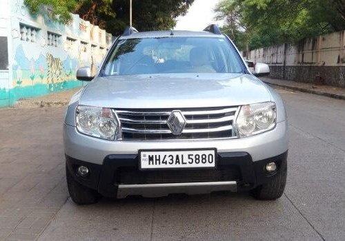 2012 Renault Duster 110PS Diesel RxZ MT for sale in Pune