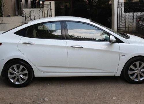 2012 Hyundai Verna SX Opt Diesel MT for sale in Chennai