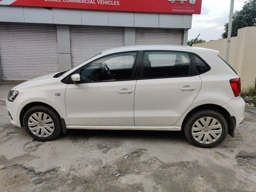 Used 2015 Volkswagen Polo Petrol Comfortline 1.2L MT for sale in Bangalore