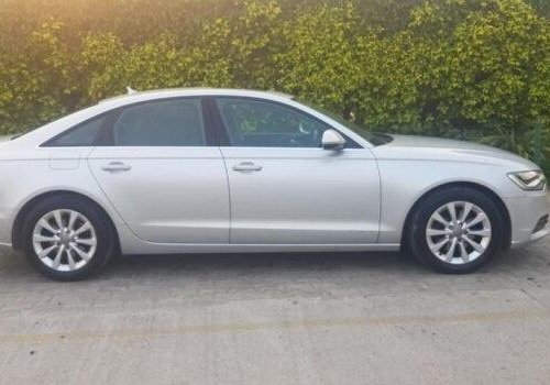 2013 Audi A6 2.0 TDI Design Edition AT in New Delhi