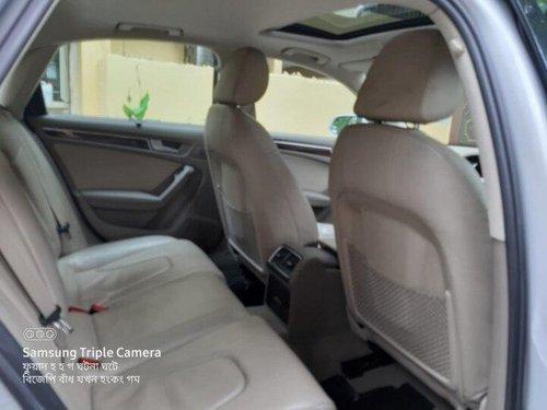 2011 Audi A4 2.0 TDI AT for sale in Kolkata