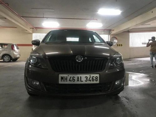 Used 2015 Skoda Rapid 1.5 TDI Elegance AT for sale in Mumbai-17