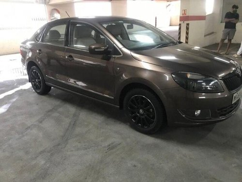 Used 2015 Skoda Rapid 1.5 TDI Elegance AT for sale in Mumbai