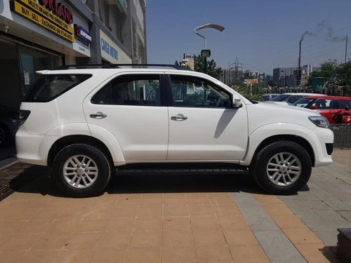 Used Toyota Fortuner 4x2 AT 2014 AT for sale in Ahmedabad -7