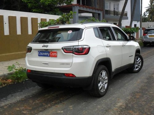 Jeep Compass 2.0 Limited 2017 MT for sale in Bangalore