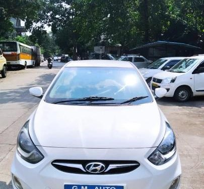 Used 2013 Hyundai Verna AT for sale in Thane