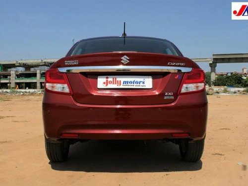 Used Maruti Suzuki Dzire 2017 AT for sale in Ahmedabad -12